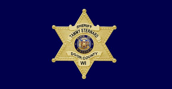 Door County Sheriff Badge